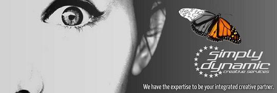 We are proud to work with Simply Dynamic Creative Services